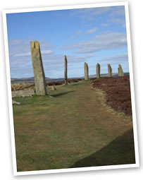 The Ring of Brodgar - Sleeping Giants?